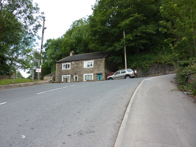 Brookfoot Lane, Brighouse