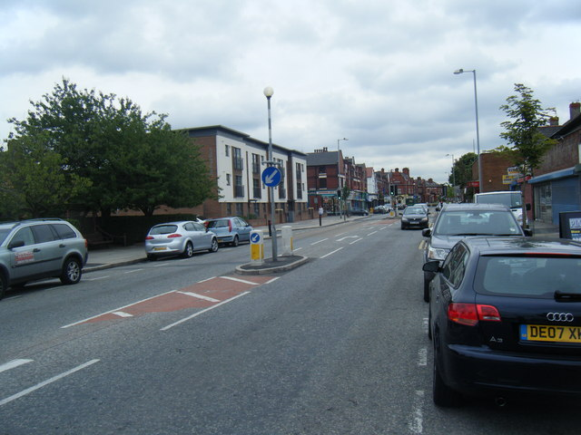 Stanley Road looking south
