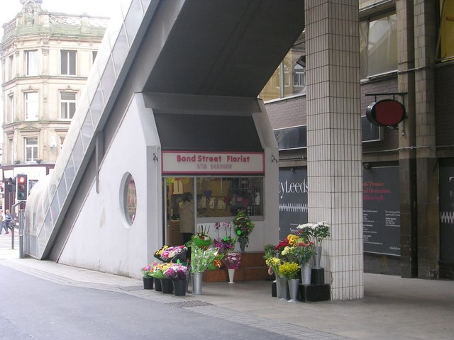 Bond Street Florist - Albion Street