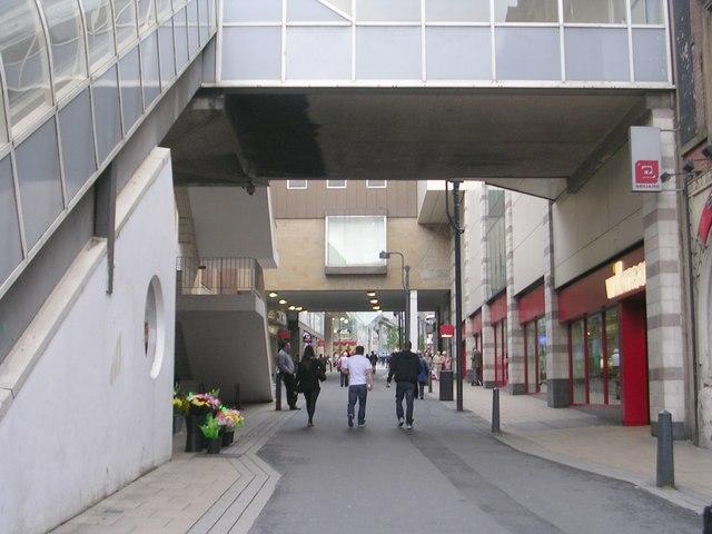 Albion Street - Boar Lane