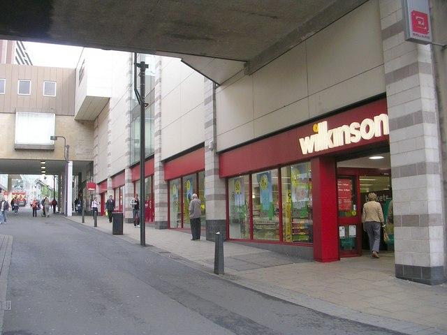 Wilkinson - Albion Street