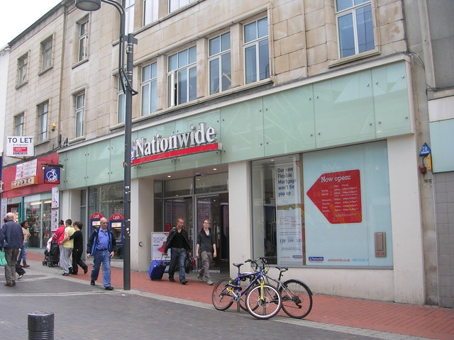 Nationwide - Albion Street