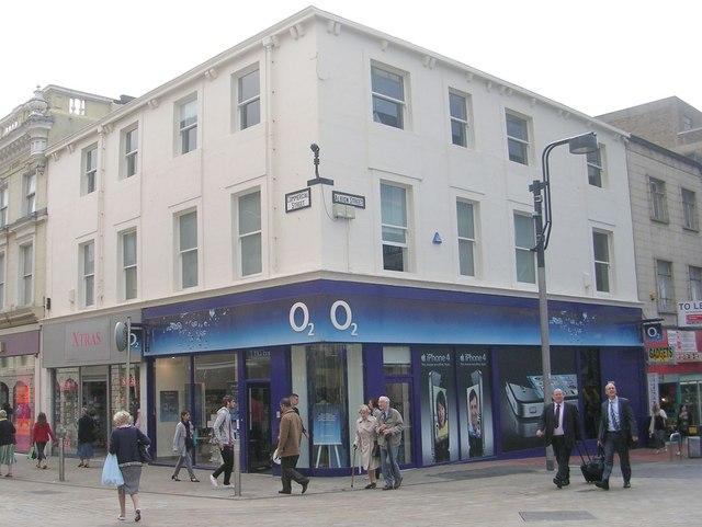 O2 - Albion Street