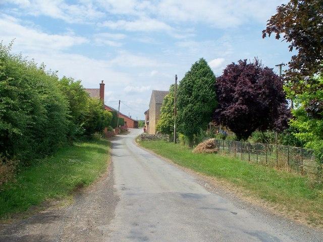 Murcot village