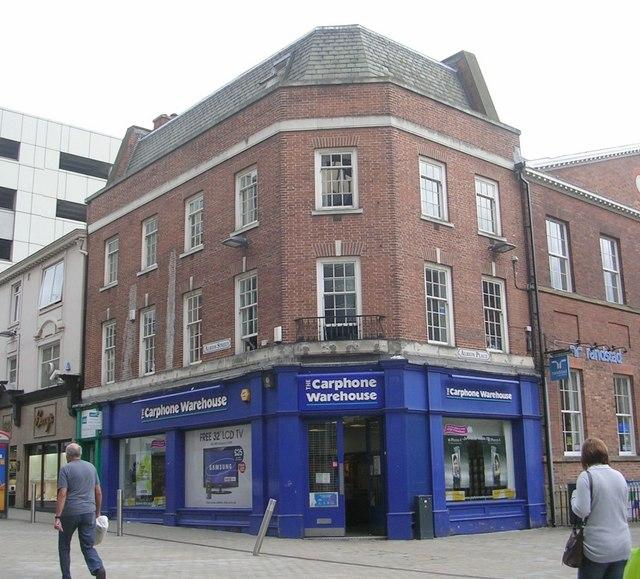 The Carphone Warehouse - Albion Street