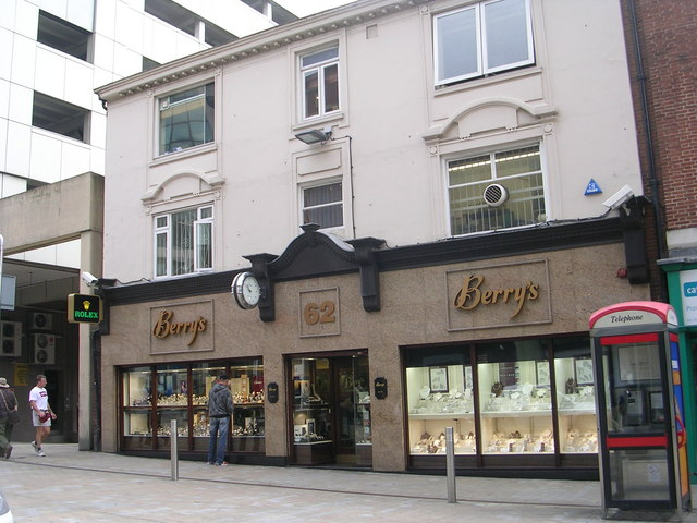Berry's Jewellers - Albion Street