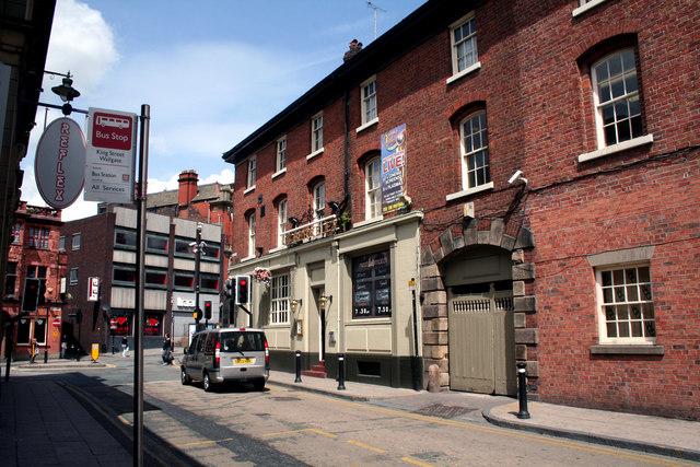 Wigan  The 'Berkeley', King Street