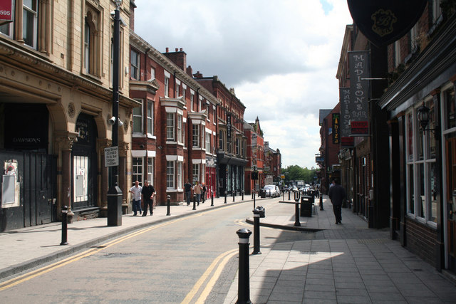 Wigan:  King Street