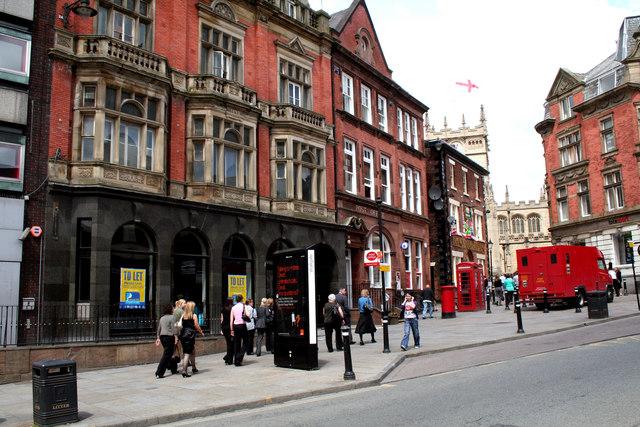 Wigan:  Post Office