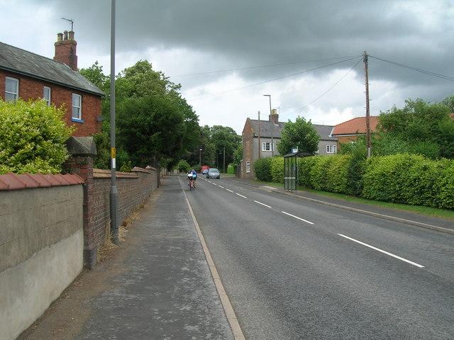 B1248, Scarborough Road