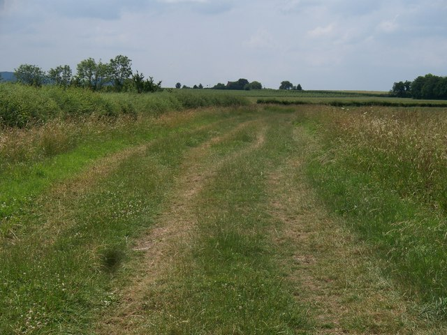 Bridleway to Mount Pleasant