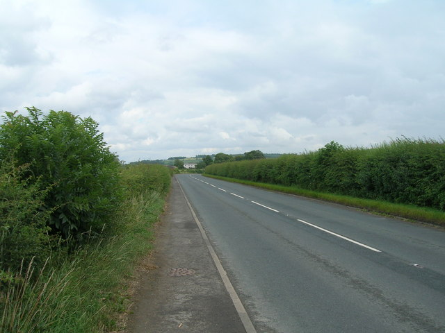 B1248 towards Scarborough