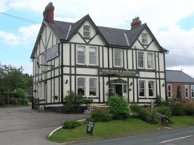 The Ham & Cheese Inn, Scagglethorpe