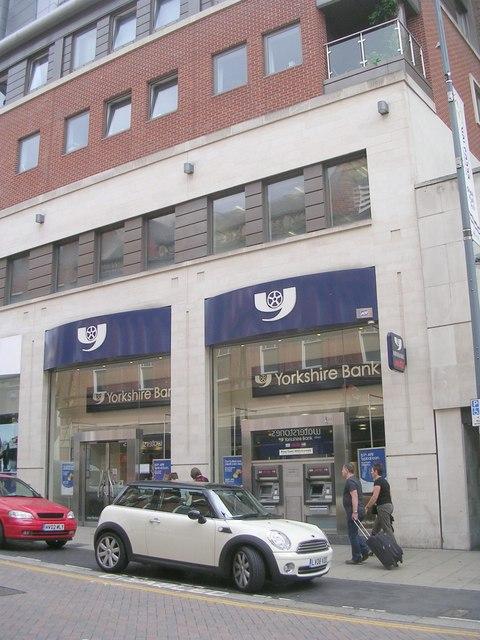 Yorkshire Bank - Albion Street