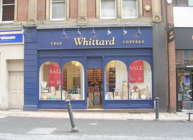 Whittard - Lands Lane
