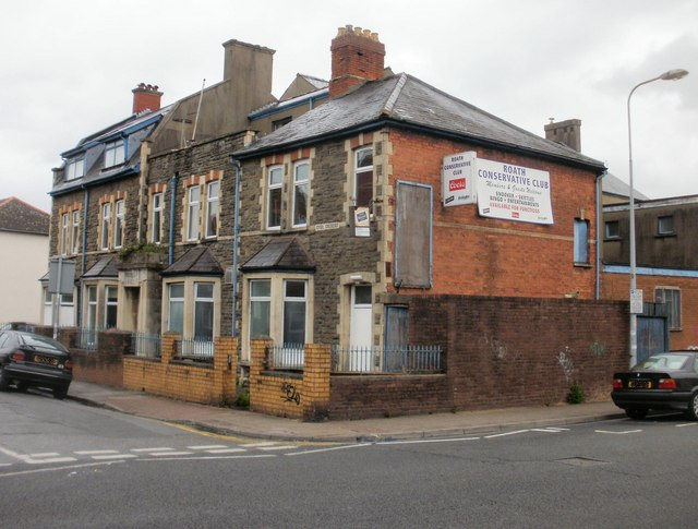 Roath Conservative Club, Cardiff