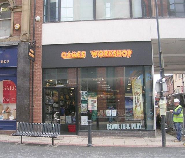 Games Workshop - Lands Lane