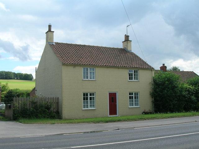 House on Malton Road (A64)
