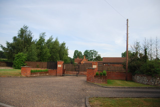 Eaton Gate