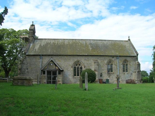 Church of All Saints, Thorpe Bassett
