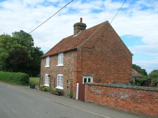 Church Cottage, Thorpe Bassett