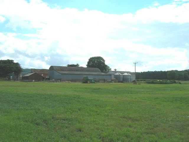 Park Farm, Thorpe Bassett