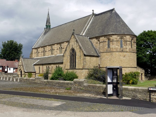 Christ Church, Felling