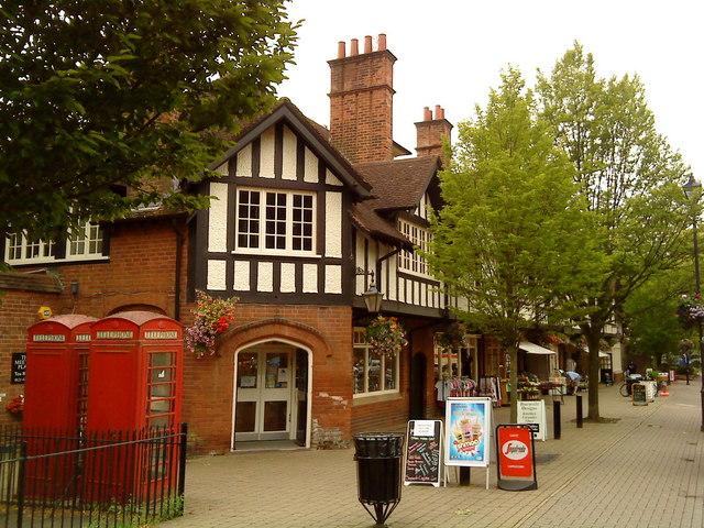 Bournville Village Trust Shops On 169 Andrew Abbott