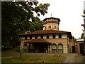 SP0380 : Parish hall at the Serbian Orthodox Church by Andrew Abbott