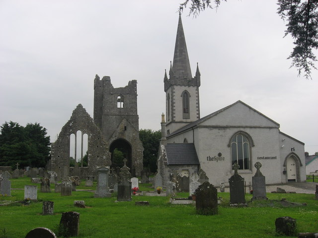 Churches at Duleek, Co. Meath
