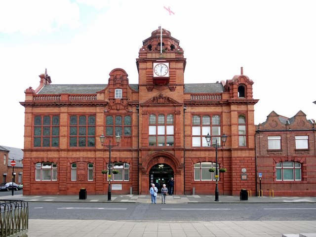 Jarrow Town Hall