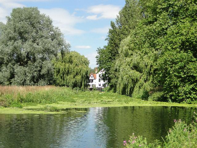 Ellingham Mill, Norfolk