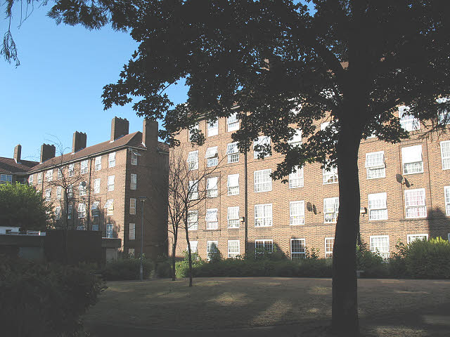 Jennings House, Old Woolwich Road