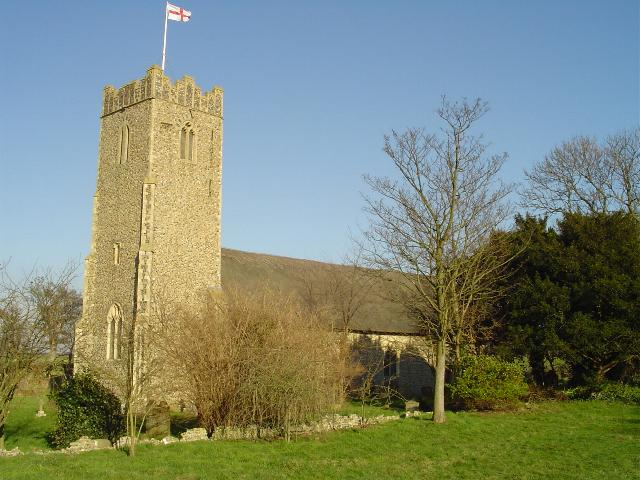 South Cove,  Church of St Lawrence