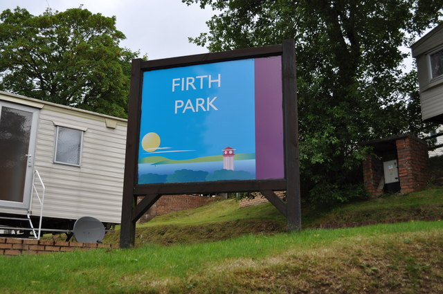 Parkdean Holiday Park - Sign