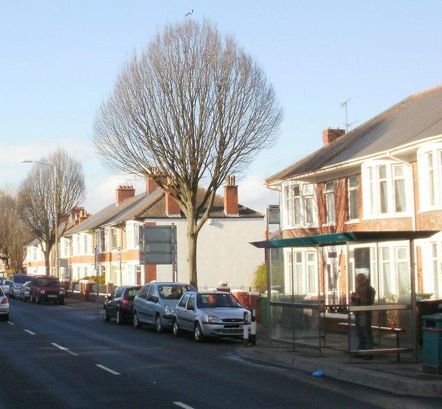 Corporation Road, Cardiff