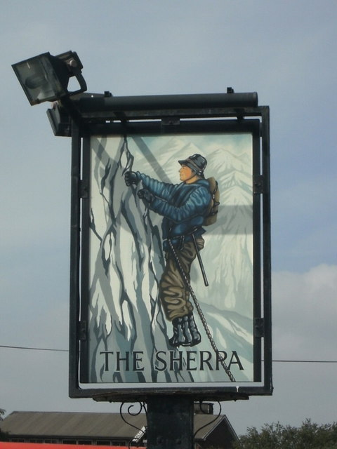 The Sherpa, a Sam Smith's pub