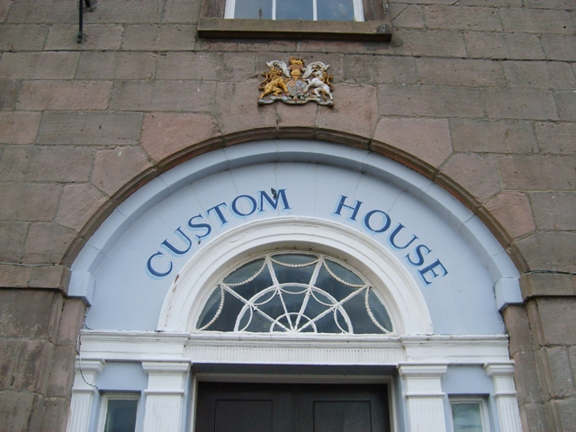 Custom House, Berwick-upon-Tweed