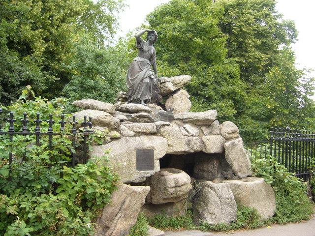 Gloucester Gate Fountain