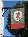 TR2753 : Griffin's Head sign by Oast House Archive
