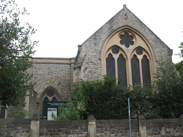 Holy Trinity church, Richmond