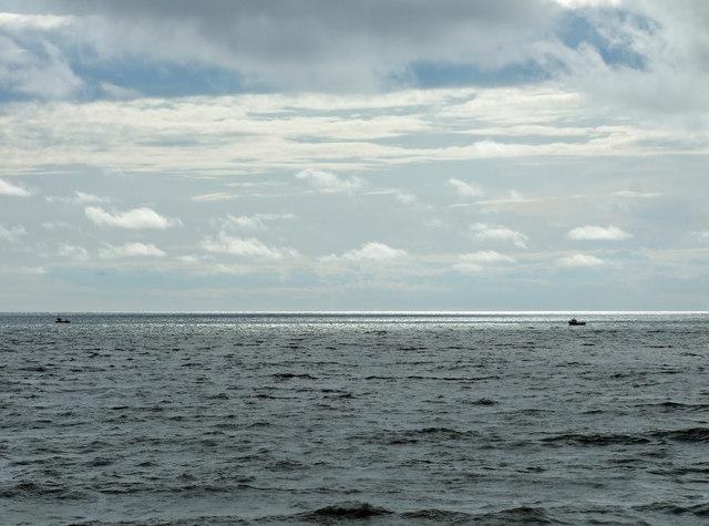 Cardigan Bay from Aberystwyth