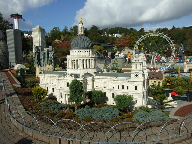Legoland - Wow!