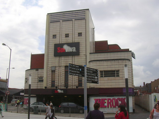 Bury Odeon Cinema