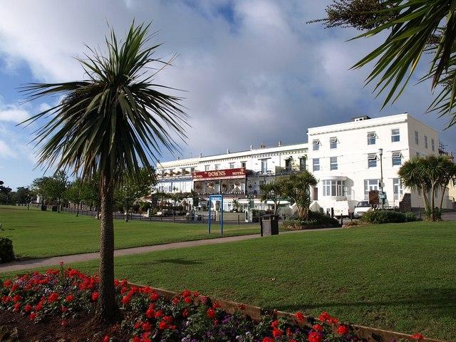 Hotels Near Babbacombe