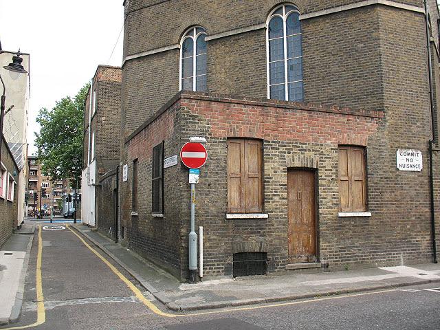 Doyce Street, Southwark