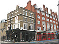TQ3279 : Goldsmiths pub, Southwark Bridge Road by Stephen Craven