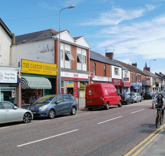 Canton Post Office, Cardiff