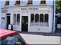 W6350 : Engel & Volkers, Estate Agents, Main Street, Kinsale - Town Plots Townland by Mac McCarron