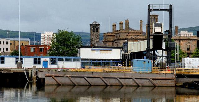 Belfast Ferry Port Car Parking
